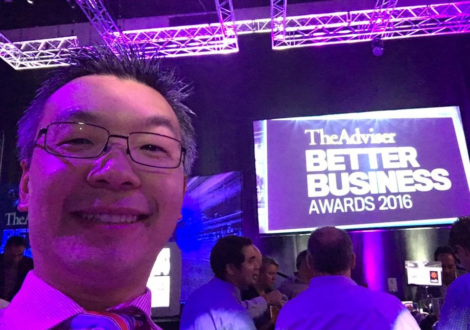 Good luck to our Director Weng Wong at the 2016 SA …