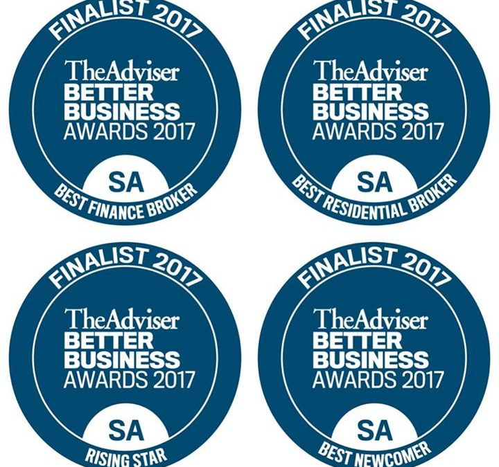Finalists for the 2017 Better Business Awards have …