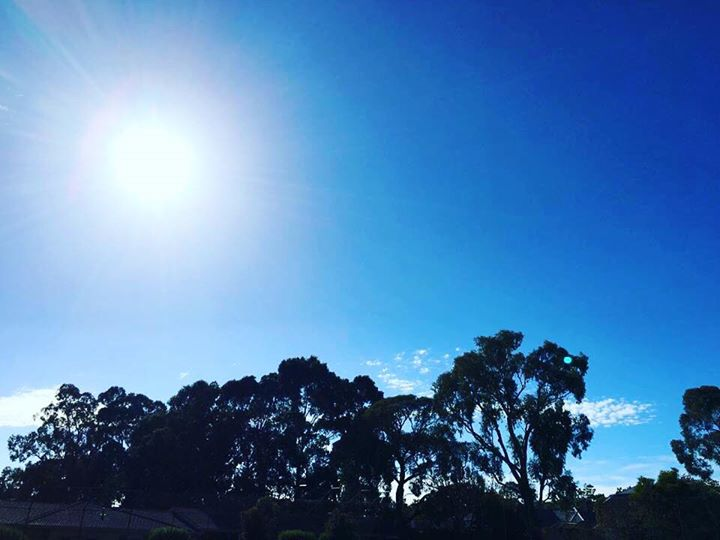 #beautiful #sunny #winter's #day in #adelaide …