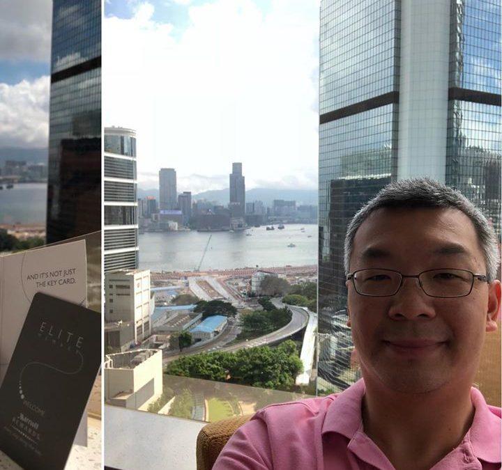 #tbt #hongkong @jwmarriotthk  …